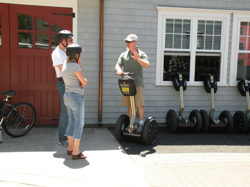 segway of newport