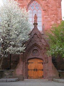 st marys church newport ri