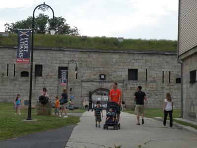 Fort Adams - Newport RI