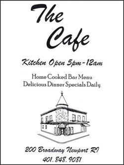 the cafe newport ri