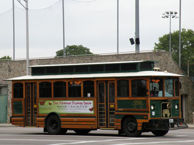 Newport RI transportation