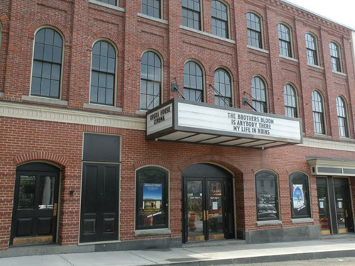 Live Theaters In Rhode Island